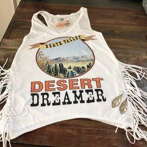 NWT Original Cowgirl Company Desert Dreamer Tank